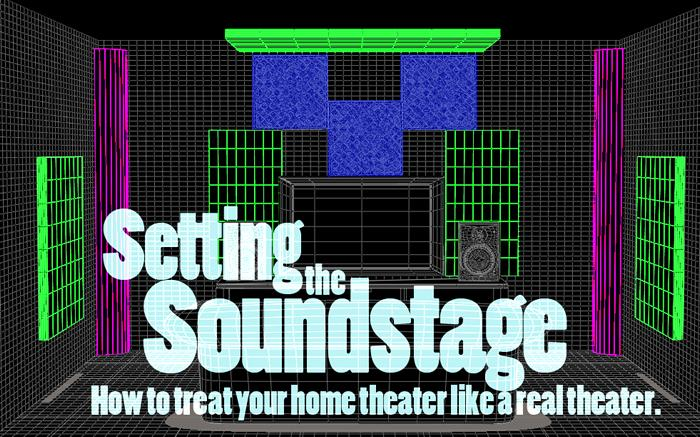 Article Setting The Soundstage How To Treat Your Home