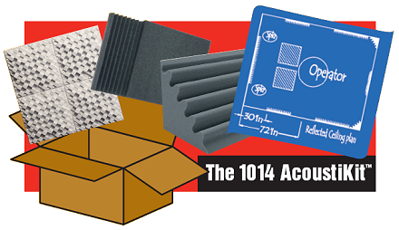 The 1014 AcoustiKit�